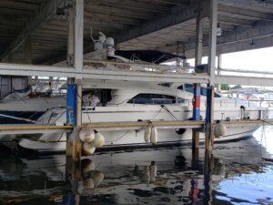2006 Aicon 64 Motor Yacht